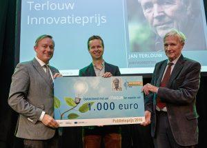 JVF Jan Terlouw Innovatieprijs 2016 publiek