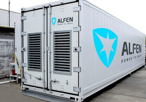 ESNL-member Alfen constructs mega energy system for sustainable cacao production in Nigeria