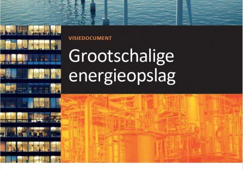 Energy Storage NL ontvouwt 10-puntenplan voor grootschalige energieopslag